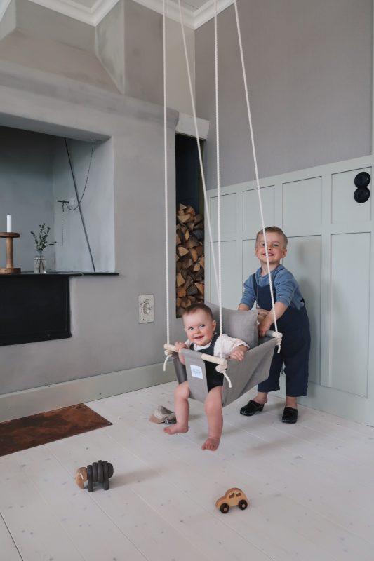 Häng upp barngunga eller babygunga från Videung of Sweden